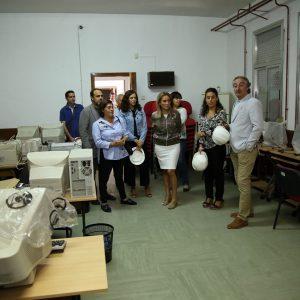 El Ayuntamiento pondrá a disposición de los vecinos las antiguas escuelas de Azucaica para actividades extraescolares