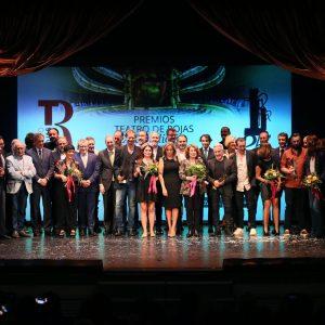 El Rojas celebra las Bodas de Plata de sus premios anuales en una gala con Pepe Viyuela, Silvia Marsó y el humor de Yllana