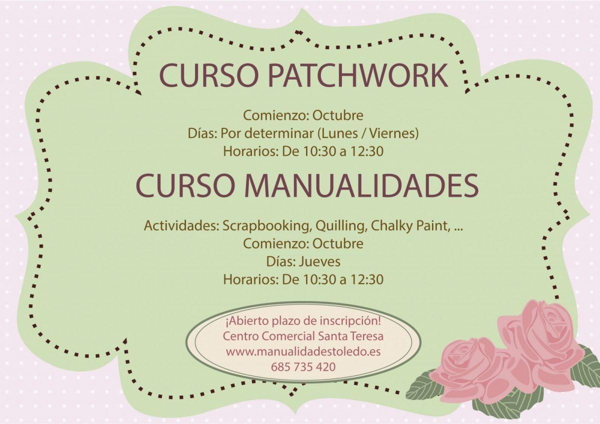 https://www.toledo.es/wp-content/uploads/2017/09/cartel-cursos-2017-2018-1200x848.jpg. Curso Manualidades