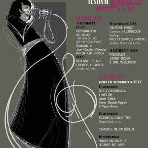 El Festival de Jazz celebra sus 20 años de vida con la actuación estelar de Sheila Jordán y otras cinco grandes actuaciones
