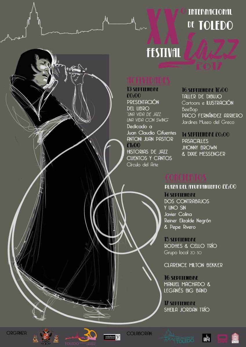 XX Festival de Jazz de Toledo