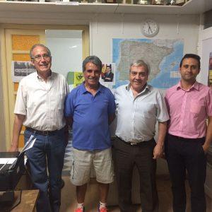 El Ayuntamiento y el Club Atletismo Toledo preparan ya el próximo Cross y Marcha 'Espada Toledana'