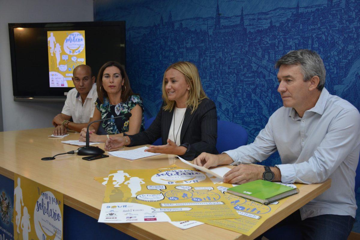https://www.toledo.es/wp-content/uploads/2017/09/cross_down-01-1200x800.jpg. Abiertas las inscripciones para el V Cross y Paseo Solidario 'Down Toledo' del 17 de septiembre que discurrirá por la Senda Ecológica
