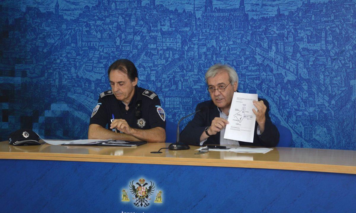 https://www.toledo.es/wp-content/uploads/2017/09/dispositivo_luz_toledo-01-1200x719.jpg. El Ayuntamiento establece un dispositivo de seguridad que propone entradas y salidas diferenciadas para ver 'Luz Toledo'