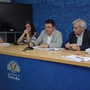 Siete empresas licitan al servicio de regulación del estacionamiento de la ORA y la Grúa en Toledo