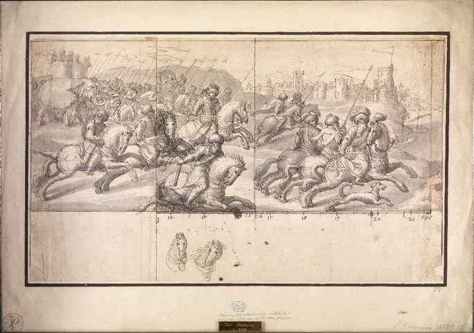 "https://www.toledo.es/wp-content/uploads/2017/09/exposicion-pinturas.jpg. EXPOSICIÓN TEMPORAL: ""Pinturas que libran Batallas. Colección P. Ramón y Cajal"""