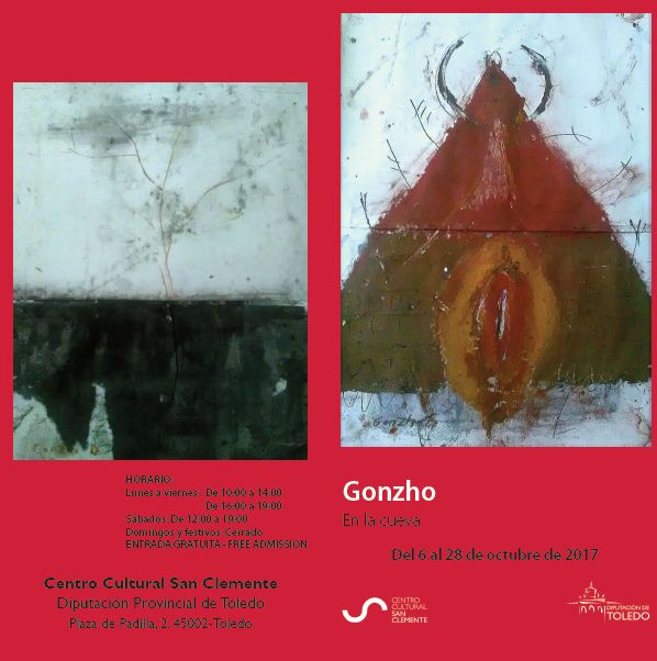 https://www.toledo.es/wp-content/uploads/2017/09/gonhzo.jpg. Inauguración Exposición Gonzho En la cueva
