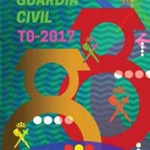 Programa de actos Patrona Cuardia Civil. Toledo 2017