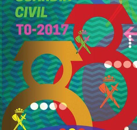 Programa de actos Patrona Cuardia Civil. Toledo…