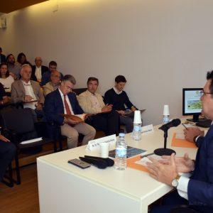 """El Gobierno local aboga por un planeamiento """"centrado en las personas"""" en la VII Jornada de la Asociación de Urbanistas"""