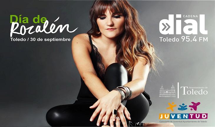 https://www.toledo.es/wp-content/uploads/2017/09/rozalem-dial_1.jpg. El Ayuntamiento abre las inscripciones para el concierto de Rozalén enmarcado en la 29 Semana de la Juventud