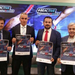 Toledo contará con una veintena de actividades en la Semana Europea del Deporte que se celebra del 23 al 30 de septiembre