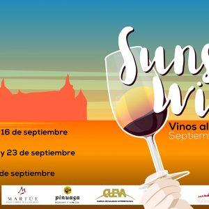 SUNSET WINE. Atardeceres de vino en lugares emblemáticos de  Toledo