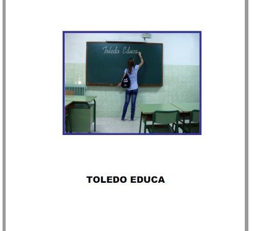 "Bases para presentación de proyectos programa ""Toledo…"