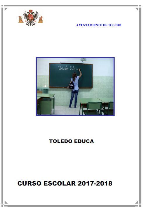 Programa Toledo Educa 2017/2018