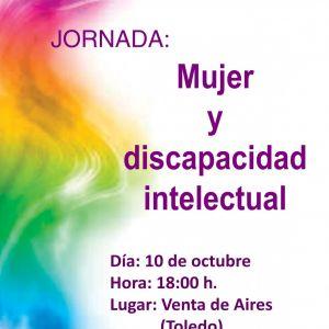 """JORNADA """"MUJER Y DISCAPACIDAD INTELECTUAL""""."""