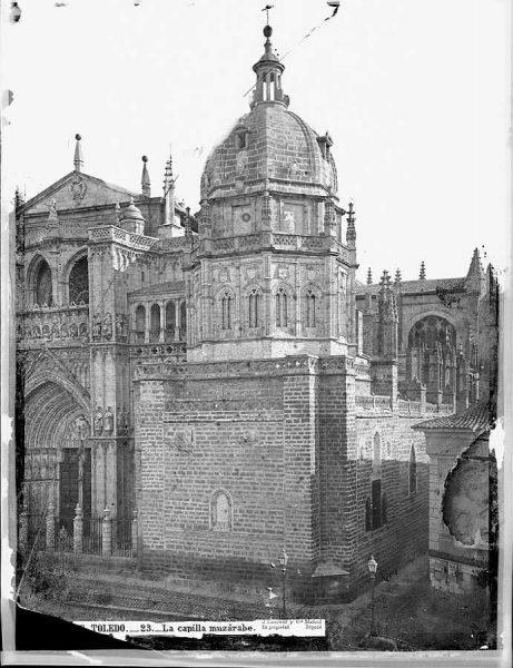 0023 - Catedral de Toledo_La capilla muzárabe