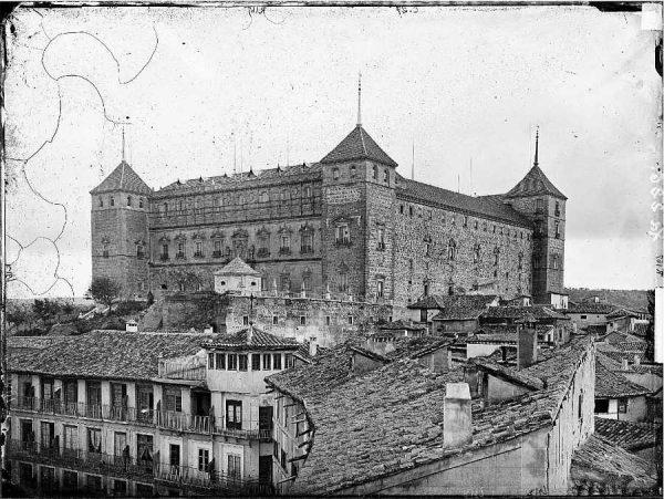 0027 - Fachadas del norte y poniente del Alcázar_2