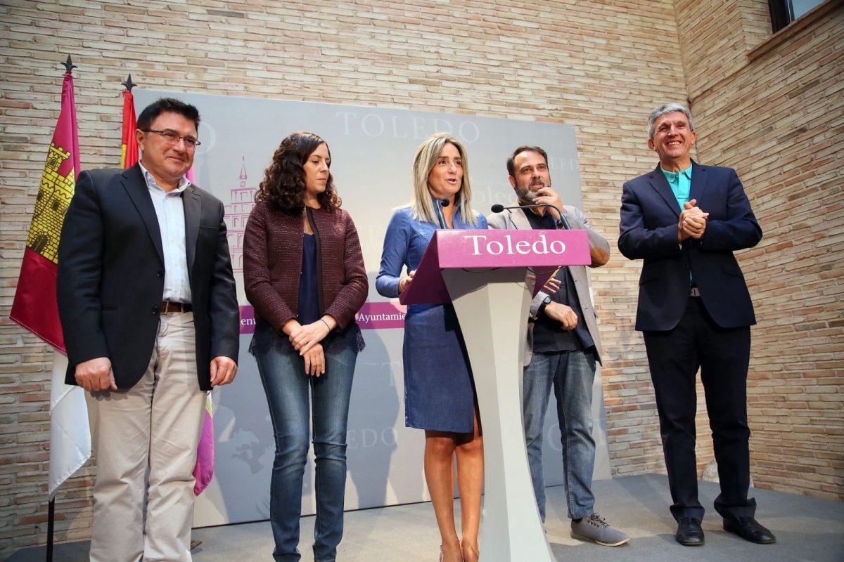 La alcaldesa anuncia un nuevo Plan de Inversiones de 3,2 millones de euros en siete espacios emblemáticos de la ciudad