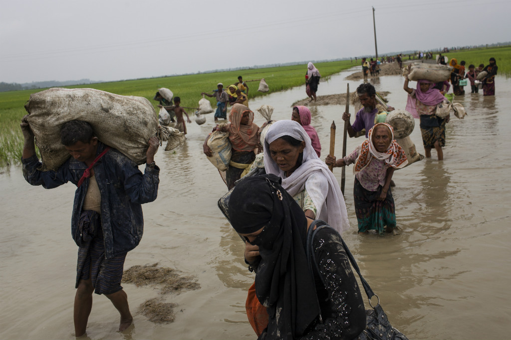 El apoyo internacional es imprescindible para los refugiados Rohingya, advierten agencias de la ONU