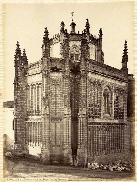 0561 - Ábside de San Juan de los Reyes