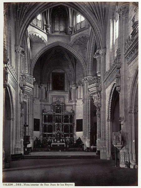 0562 - Vista interior de San Juan de los Reyes_2