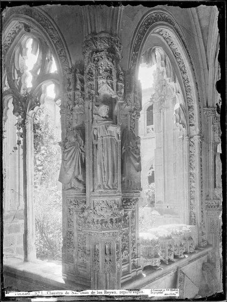 0571 - Claustro de San Juan de los Reyes, segundo ángulo_1