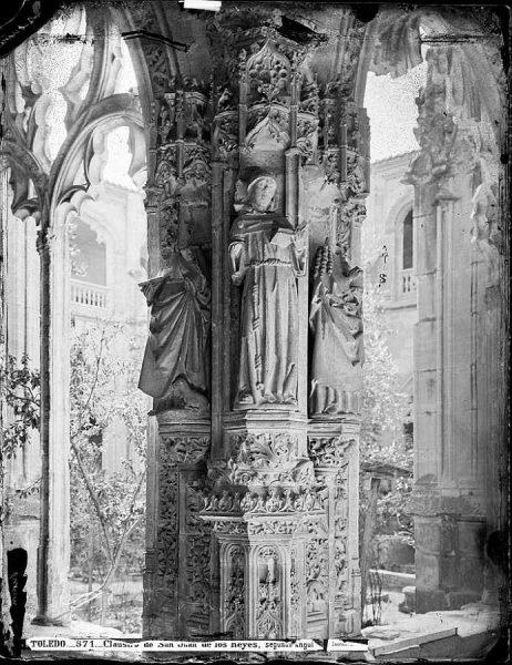 0571 - Claustro de San Juan de los Reyes, segundo ángulo_2