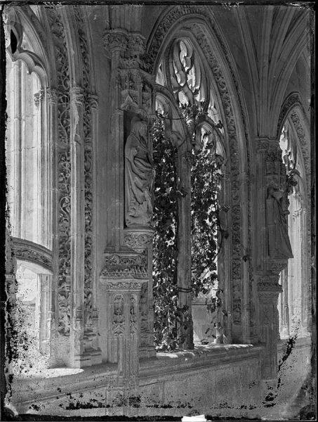 0583 - Claustro de San Juan de los Reyes, detalle_2