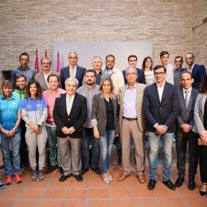 """La alcaldesa anima a participar en """"La Vuelta del Tajo"""", un acto """"deportivo, reivindicativo y de unidad en defensa de nuestro río"""""""