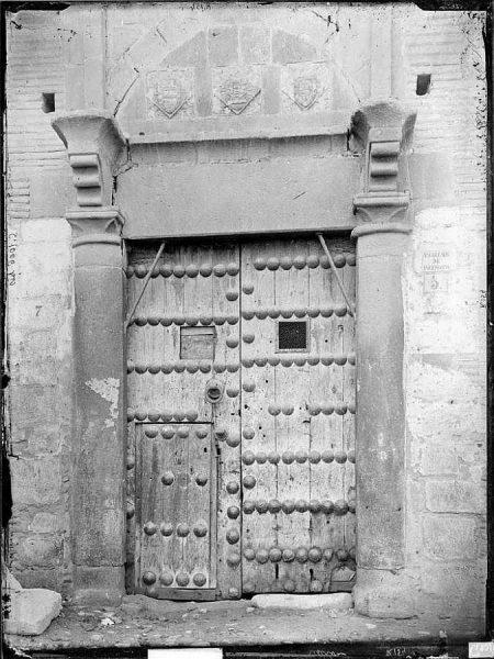 1006 Bis - Puerta del Palacio de Samuel Lévi_2
