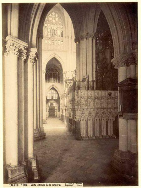 1007 - Vista interior de la Catedral
