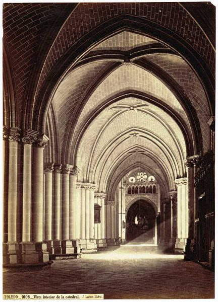 1008 - Vista interior de la Catedral