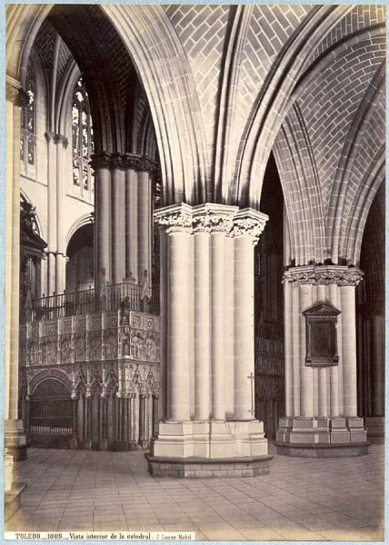 1009 - Vista interior de la Catedral