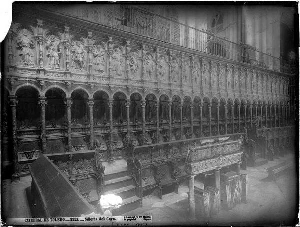 2257 - Catedral de Toledo_Sillería del Coro_2