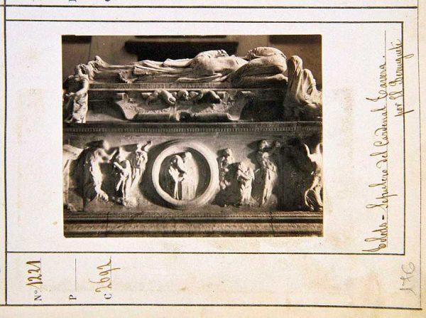 2261 - Sepulcro del Cardenal Tavera en el Hospital de Afuera