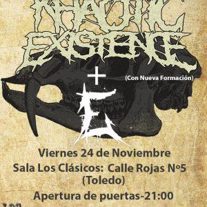 Khaotic Existence + E
