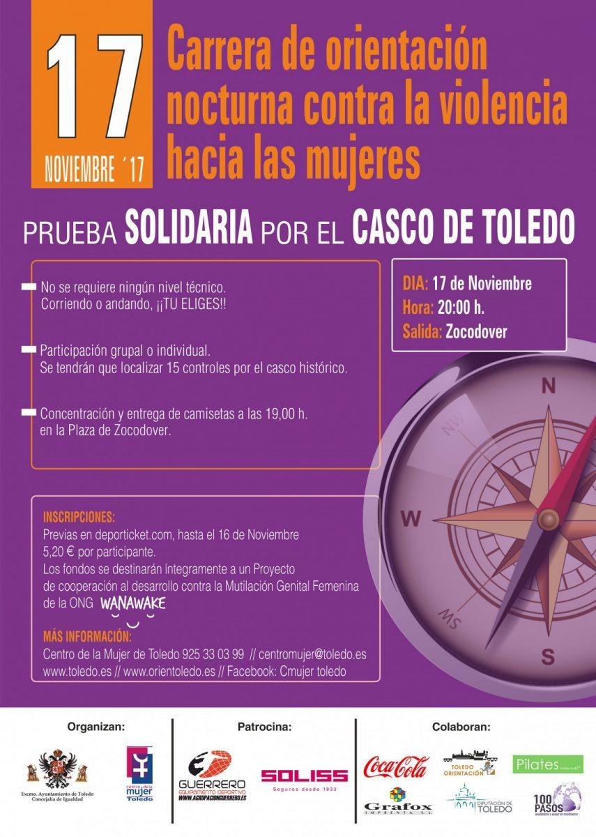 http://www.toledo.es/wp-content/uploads/2017/10/cartel-carrera-orientacion-17-en-jpg-855x1200.jpg. Carrera de orientación nocturna contra la violencia hacia las mujeres.