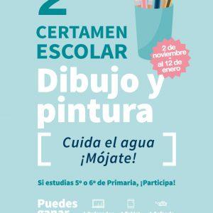 l Ayuntamiento y TAGUS convocan un nuevo concurso de dibujo para concienciar a escolares sobre el cuidado del agua