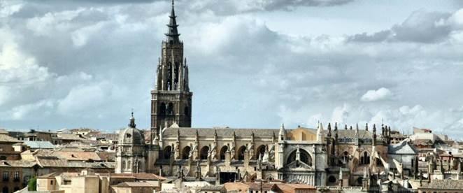 """https://www.toledo.es/wp-content/uploads/2017/10/catedral.jpg. CURSO DE FORMACIÓN """"LOS LUNES AL SOL. TOLEDO Y OTRAS HISTORIAS"""""""