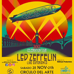 Led Zeppelin. Live Experience