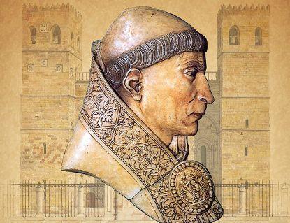 """http://www.toledo.es/wp-content/uploads/2017/10/cisneros.jpg. Ciclo de Conferencias """"Cardenal Cisneros, el hombre, su obra, su tiempo. 500 aniversario de su muerte"""""""