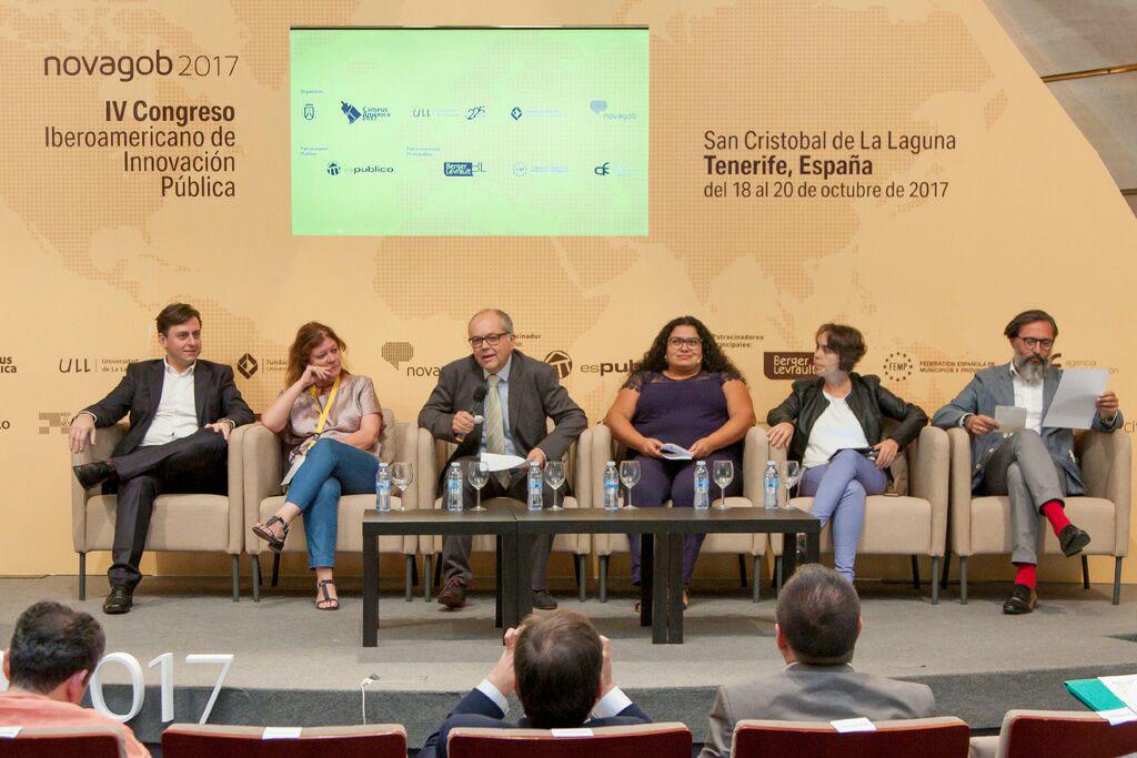 http://www.toledo.es/wp-content/uploads/2017/10/clausura_novagob.jpg. El V Congreso sobre Innovación en las Administraciones Públicas se celebrará el próximo año en Toledo