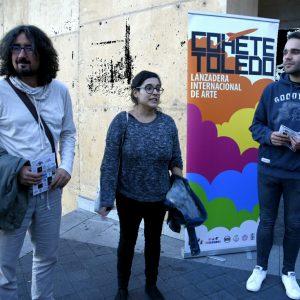 Performances y arte en acción, plato fuerte del último sábado del Festival 'Cohete Toledo' que dará a conocer a sus ganadores