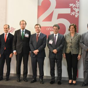 El XX Congreso Nacional de la Empresa Familiar convierte estos días a Toledo en foro de debate económico a nivel nacional