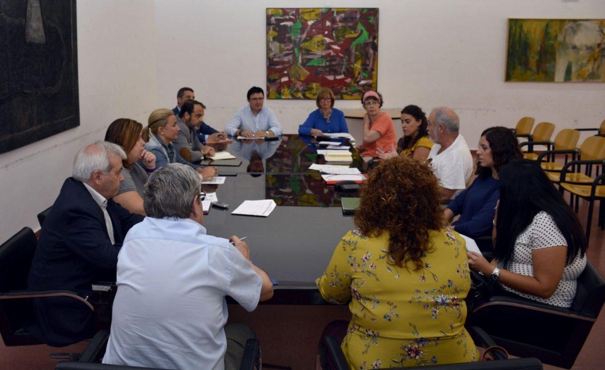 El Consejo Local de Políticas de Discapacidad repasa los proyectos y las actuaciones realizadas en los últimos meses