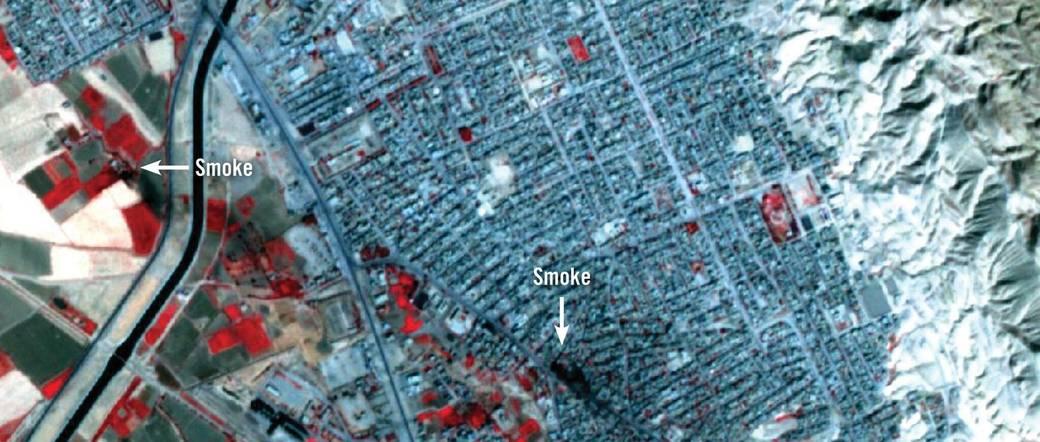 Irak: Ataques indiscriminados, saqueos e incendios en Tuz Khurmatu obligan a decenas de miles a huir