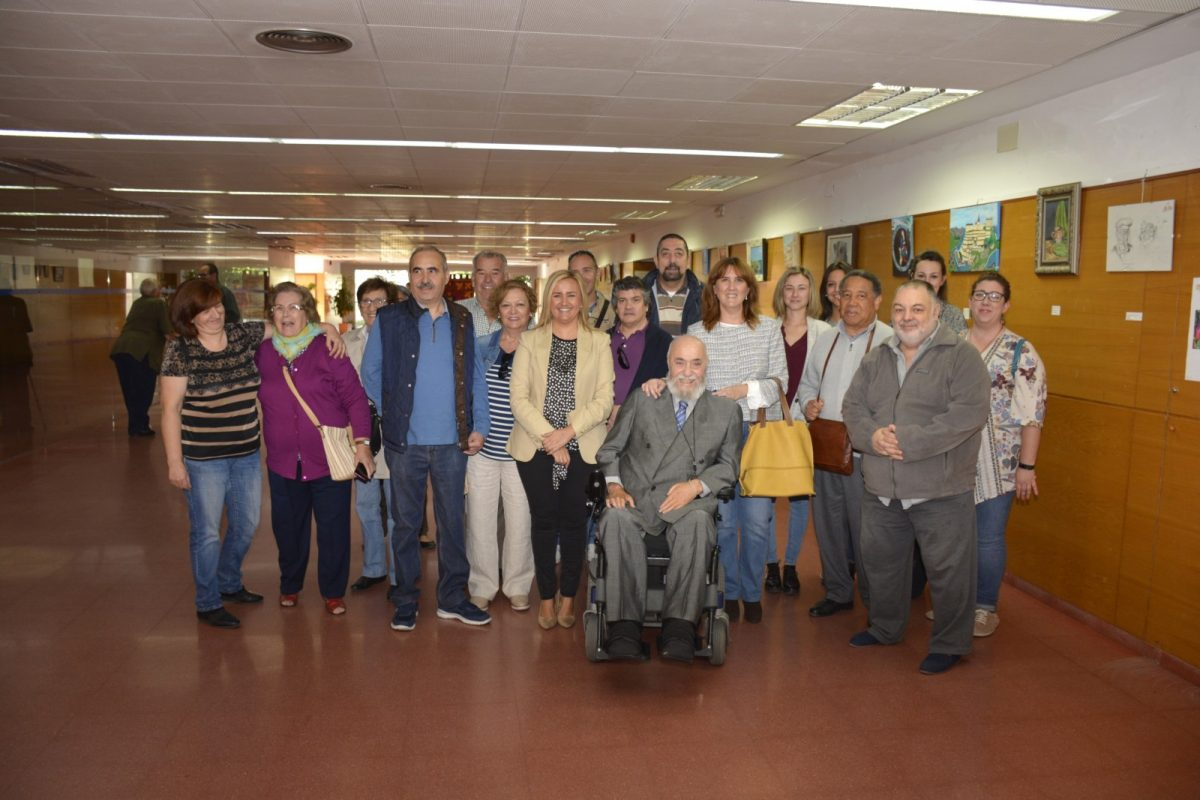 Respaldo del Ayuntamiento a ADACE en las actividades con motivo del Día Nacional del Daño Cerebral Adquirido