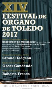 XIV Festival Internacional de Órgano 2017