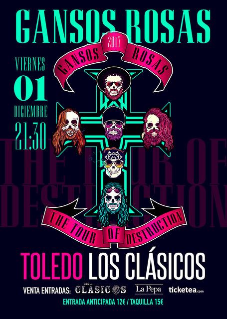 http://www.toledo.es/wp-content/uploads/2017/10/gansos-rosas.jpg. Gansos Rosas